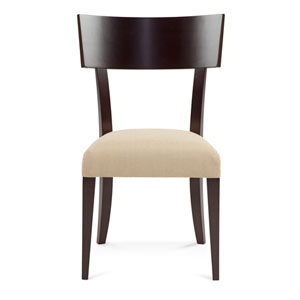 Peter Francis Linen Side Chair