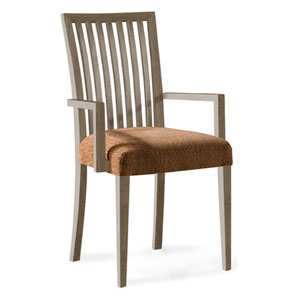 Skyline Impression Arm Chair in Nantucket Finish