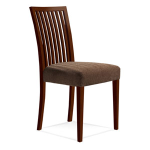 Skyline Impression Side Chair in Harvest Finish
