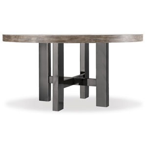 Curata 60-Inch Round Dining Table