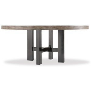 Curata 72-Inch Round Dining Table