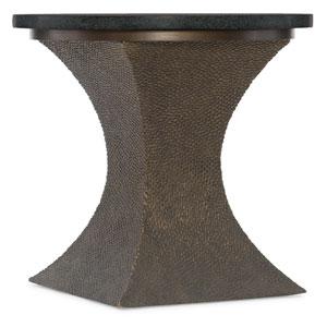 Miramar Aventura Dark Wood Pollock Bedside Table