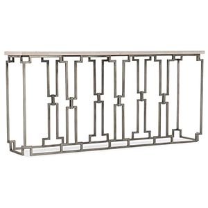 Emmeline Beige Console Table