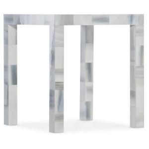 Melange Gray 20-Inch End Table