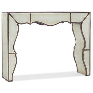Arabella Silver Mirrored Hall Console