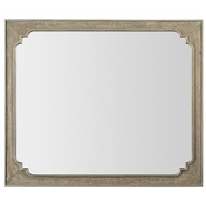 Modern Romance Medium Wood Landscape Mirror
