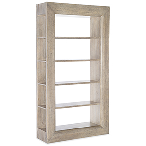 Amani Light Wood Etagere