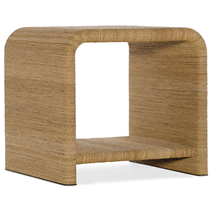 Amani Brown End Table