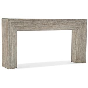 Amani Light Wood Sofa Table