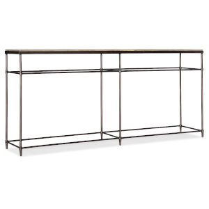 St. Armand Natural Console Table