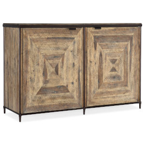St. Armand Natural Door Chest