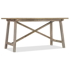 Boheme Trappist Light Wood Writing Desk