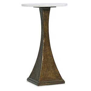 Boheme White Antwerp Martini Table