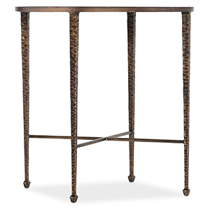 Boheme Liege Gold End Table