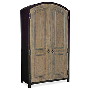 Beaumont Light Wood Wardrobe