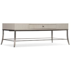 Reverie Gray 54-Inch Cocktail Table