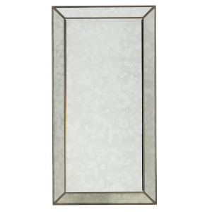 Reverie Gray 22-Inch Portrait Mirror
