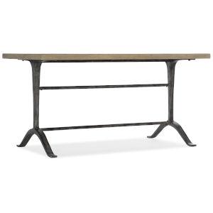 Ciao Bella Light Wood 60-Inch Writing Desk