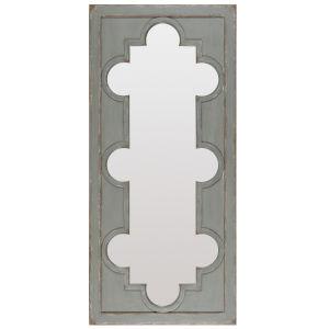 Ciao Bella Gray 36-Inch Floor Mirror