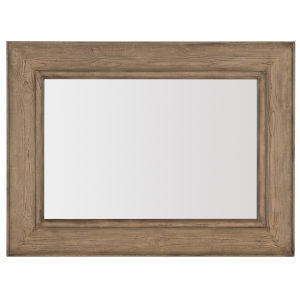 Ciao Bella Light Wood 48-Inch Landscape Mirror