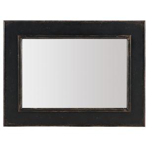 Ciao Bella Black 48-Inch Landscape Mirror