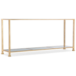 5831-80 Gold 72-Inch Console Table