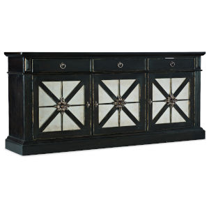 Sanctuary Noir 82-Inch Entertainment Console