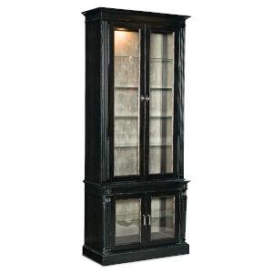 Sanctuary Noir Display Cabinet