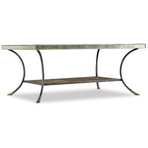 Sanctuary Champagne 48-Inch Cocktail Table