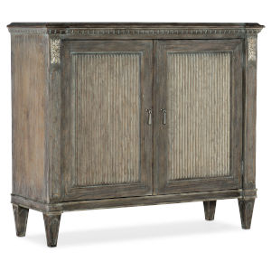 Sanctuary Light Wood Two-Door Chest