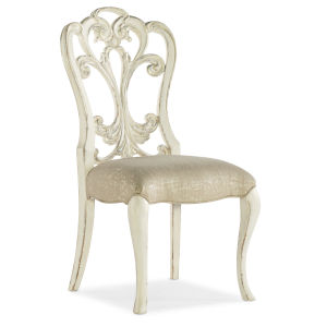 Sanctuary Champagne Celebrite Side Chair
