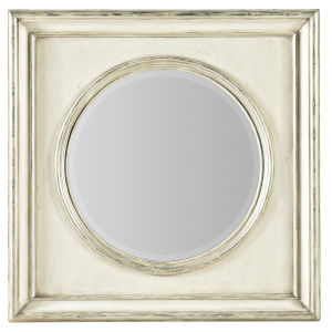 Sanctuary Champagne 40 x 40 Inch Mirror