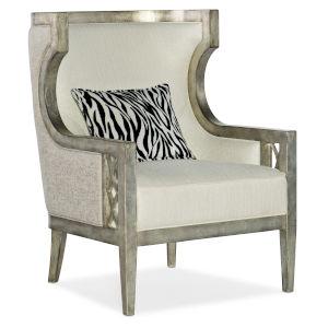 Sanctuary Champagne Arm Chair