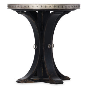 Sanctuary Champagne 25-Inch End Table