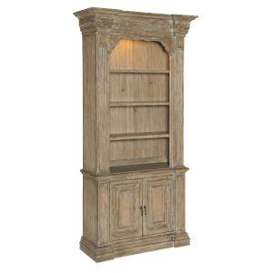 Castella Brown Bookcase
