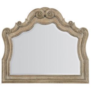 Castella Brown Mirror