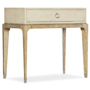 Novella French Vanilla One-Drawer Nightstand