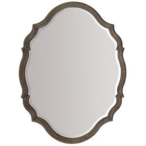 Hill Country Natalia Black Accent Mirror
