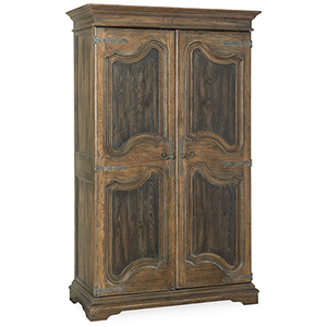 Hill Country Lakehills Brown Wardrobe