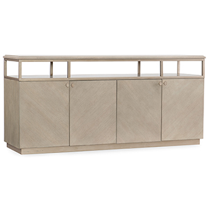 Elixir Beige Entertainment Console