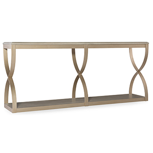 Elixir Beige Console Table