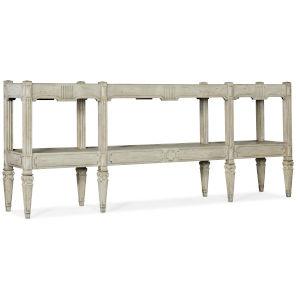 Vera Cruz White Console Table