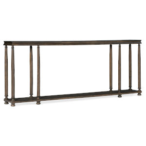 Vera Cruz Russet Brown Console Table