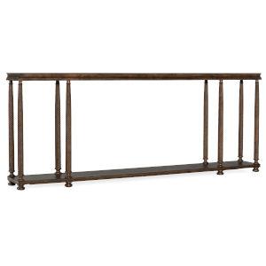 Vera Cruz Dark Wood Console Table