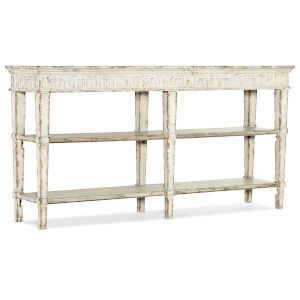 Cadence Latte Froth Console Table
