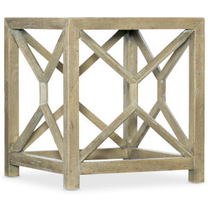 Surfrider Natural Square End Table