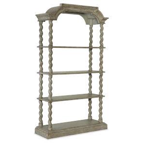 Alfresco Oyster Bookcase