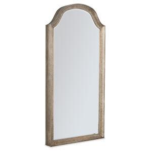 Alfresco Dark Taupe Floor Mirror