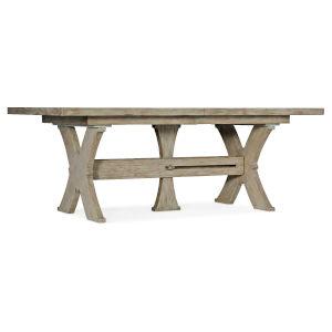 Alfresco Light Tusk Rectangle Dining Table