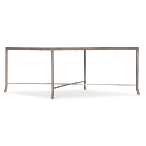Alfresco Light Silver Cocktail Table